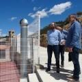 La Diputación realiza intervenciones de prevención en espacios de Alpuente y Titaguas con riesgo geológico.