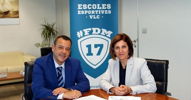 La Fundación Deportiva Municipal de Valencia impulsa desde hace 35 años su programa de Escoles Esportives.