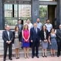 La Generalitat y el Ayuntamiento de Castellón acuerdan el uso compartido del antiguo edificio de los juzgados, que se rehabilitará para albergar los servicios sociales.