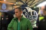 La Policía Nacional traslada desde Reino Unido al miembro de ETA Antonio Troitiño Arranz.