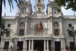 La fachada del Ayuntamiento se iluminará de color morado en conmemoración del Día Mundial del Lupus el próximo miércoles.