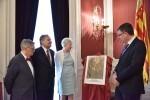 Les Corts recuerdan a Negrín, el único Presidente del Gobierno nombrado en València.