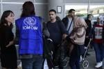 Llega a España una familia de refugiados sirios procedentes de Turquía.