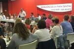 Los socialistas 3.0 reúnen a más de 100 delegados en la víspera del Congreso Federal.