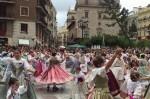 Más dansaes y piroctenia en el programa de actos en honor de la Virgen.