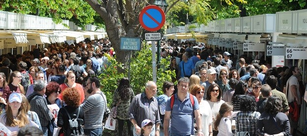 Más de medio millón de personas han visitado el recinto durante los doce días de duración de la Fira. (Foto-García Poveda).