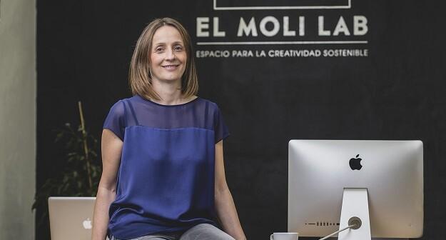 Mónica Muñoz, Co-fundadora y Directora de EL MOLI LAB.