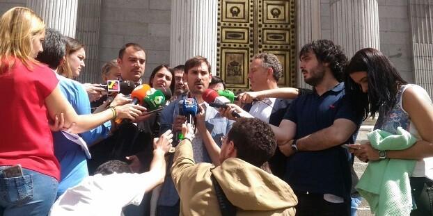 Madrid, Barcelona, Zaragoza, La Coruña, Valladolid y Terrassa también han sido presentes en el acto municipalista.