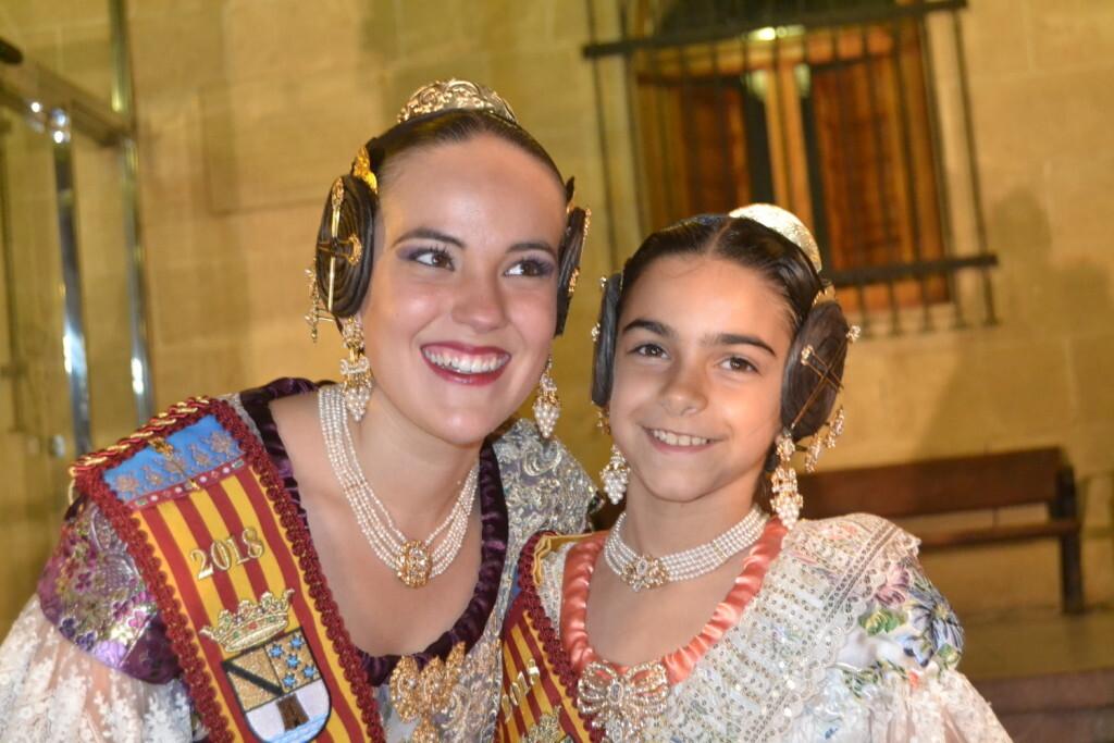 Melani i Carla FFMM Dénia 2018