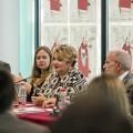 Mercedes Berenguer señala que el Plan de Escuelas busca hacer más eficientes los centros educativos.