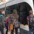 Metrovalencia desplazó en abril a 4,7 millones de viajeros.