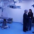 Montón anuncia una inversión de 6,2 millones de euros para el Centro de Investigación Príncipe Felipe.