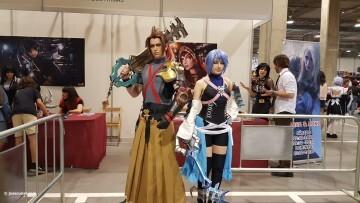 Natasha y Alexey Narga y Aoki XIX Salón del Manga anime Japan Weekend Valencia cosplayers Belify Bel y Narga & Aoki (125)