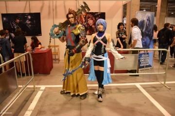 Natasha y Alexey Narga y Aoki XIX Salón del Manga anime Japan Weekend Valencia cosplayers Belify Bel y Narga & Aoki (132)