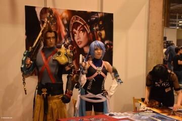 Natasha y Alexey Narga y Aoki XIX Salón del Manga anime Japan Weekend Valencia cosplayers Belify Bel y Narga & Aoki (136)