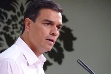 Pedro Sánchez se impone en avales en Valencia y Catalunya y Susana Díaz gana en Andalucia y Madrid.