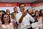 Pedro Sánchez vuelve a liderar el PSOE tras derrotar a Susana Díaz por mayoría absoluta.