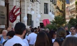 Por la libertad de enseñanza manifestación en Valencia de educación concertada con la supresión de conciertos 20170506_172849 (103)
