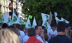 Por la libertad de enseñanza manifestación en Valencia de educación concertada con la supresión de conciertos 20170506_172849 (155)