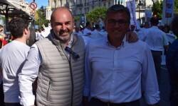 Por la libertad de enseñanza manifestación en Valencia de educación concertada con la supresión de conciertos 20170506_172849 (178)