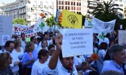 Por la libertad de enseñanza manifestación en Valencia de educación concertada con la supresión de conciertos 20170506_172849 (213)