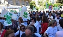Por la libertad de enseñanza manifestación en Valencia de educación concertada con la supresión de conciertos 20170506_172849 (238)