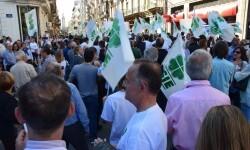 Por la libertad de enseñanza manifestación en Valencia de educación concertada con la supresión de conciertos 20170506_172849 (239)