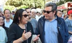 Por la libertad de enseñanza manifestación en Valencia de educación concertada con la supresión de conciertos 20170506_172849 (244)