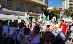 Por la libertad de enseñanza manifestación en Valencia de educación concertada con la supresión de conciertos 20170506_172849 (25)