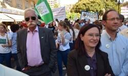Por la libertad de enseñanza manifestación en Valencia de educación concertada con la supresión de conciertos 20170506_172849 (252)