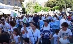 Por la libertad de enseñanza manifestación en Valencia de educación concertada con la supresión de conciertos 20170506_172849 (257)