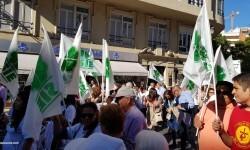 Por la libertad de enseñanza manifestación en Valencia de educación concertada con la supresión de conciertos 20170506_172849 (26)