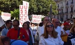 Por la libertad de enseñanza manifestación en Valencia de educación concertada con la supresión de conciertos 20170506_172849 (261)
