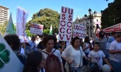 Por la libertad de enseñanza manifestación en Valencia de educación concertada con la supresión de conciertos 20170506_172849 (262)