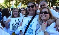 Por la libertad de enseñanza manifestación en Valencia de educación concertada con la supresión de conciertos 20170506_172849 (282)
