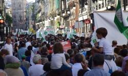 Por la libertad de enseñanza manifestación en Valencia de educación concertada con la supresión de conciertos 20170506_172849 (292)