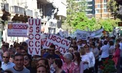 Por la libertad de enseñanza manifestación en Valencia de educación concertada con la supresión de conciertos 20170506_172849 (296)