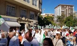 Por la libertad de enseñanza manifestación en Valencia de educación concertada con la supresión de conciertos 20170506_172849 (30)