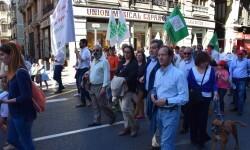 Por la libertad de enseñanza manifestación en Valencia de educación concertada con la supresión de conciertos 20170506_172849 (304)
