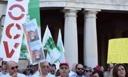 Por la libertad de enseñanza manifestación en Valencia de educación concertada con la supresión de conciertos 20170506_172849 (322)