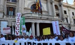 Por la libertad de enseñanza manifestación en Valencia de educación concertada con la supresión de conciertos 20170506_172849 (324)