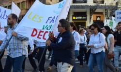 Por la libertad de enseñanza manifestación en Valencia de educación concertada con la supresión de conciertos 20170506_172849 (352)