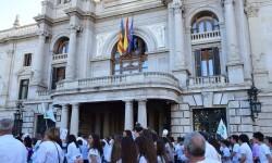 Por la libertad de enseñanza manifestación en Valencia de educación concertada con la supresión de conciertos 20170506_172849 (374)