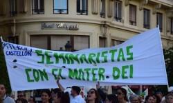 Por la libertad de enseñanza manifestación en Valencia de educación concertada con la supresión de conciertos 20170506_172849 (416)