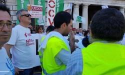 Por la libertad de enseñanza manifestación en Valencia de educación concertada con la supresión de conciertos 20170506_172849 (59)