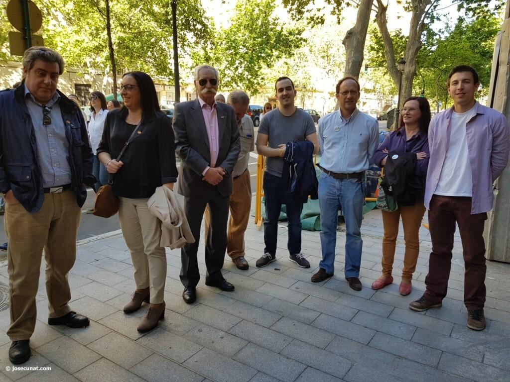 Por la libertad de enseñanza manifestación en Valencia de educación concertada con la supresión de conciertos 20170506_172849 (6)