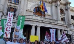 Por la libertad de enseñanza manifestación en Valencia de educación concertada con la supresión de conciertos 20170506_172849 (68)