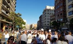 Por la libertad de enseñanza manifestación en Valencia de educación concertada con la supresión de conciertos 20170506_172849 (86)