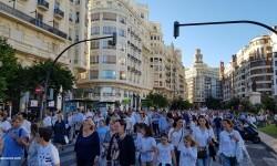 Por la libertad de enseñanza manifestación en Valencia de educación concertada con la supresión de conciertos 20170506_172849 (88)