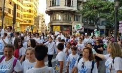Por la libertad de enseñanza manifestación en Valencia de educación concertada con la supresión de conciertos 20170506_172849 (96)